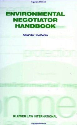 Environmental Negotiator Handbook