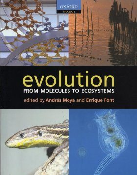 Evolution: From Molecules to Ecosystems