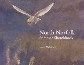 North Norfolk Summer Sketch Book