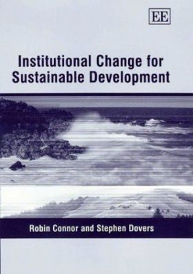 Institutional Change for Sustainable Development