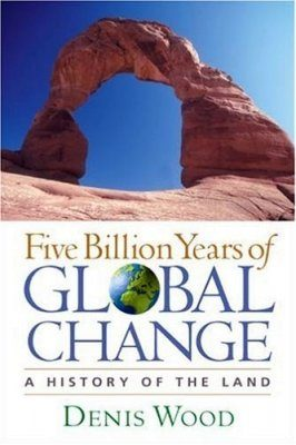 Five Billion Years of Global Change