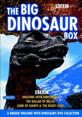The Big Dinosaur Box (Region 2)