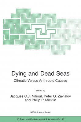 Dying and Dead Seas: Climate Versus Anthropic Causes