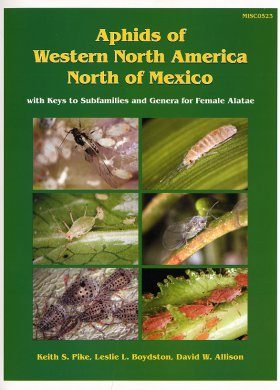 Aphids of Western North America North of Mexico