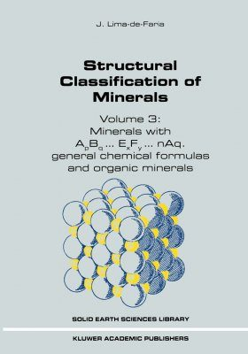 Structural Classification of Minerals, Volume 3