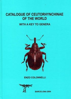 Catalogue of Ceutorhynchinae of the World with a Key to Genera (Coleoptera: Curculionidae)