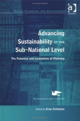 Advancing Sustainability at the Sub-National Level