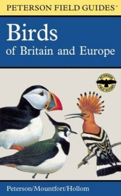 Peterson Field Guide to the Birds of Britain and Europe