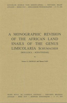 A Monographic Revision of the African Land Snails of the Genus Limicolaria Schumacher (Mollusca - Achatinidae)