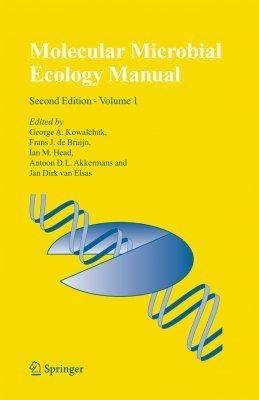 Molecular Microbial Ecology Manual (2-Volume Set)