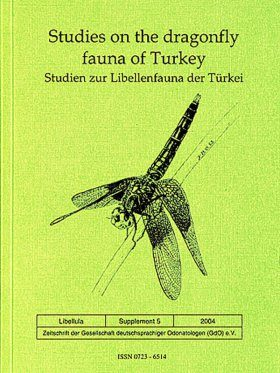 Libellula Supplement 5: Studies on the Dragonfly Fauna of Turkey