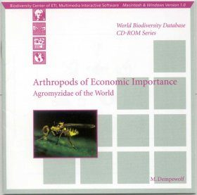 Arthropods of Economic Importance (CD-ROM) - Agromyzidae of the World