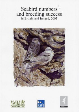 Seabird Numbers and Breeding Success in Britain and Ireland, 2003