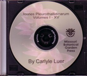 Icones Pleurothallidinarum: Volumes I-XV on CD-ROM