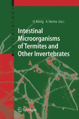 Intestinal Microorganisms of Termites and Other Invertebrates