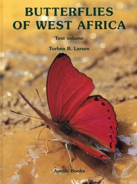 The Butterflies of West Africa (2-Volume Set)