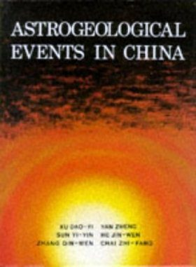 Astrogeological Events in China