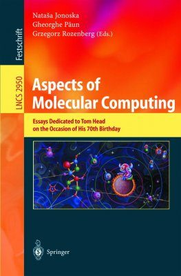 Aspects of Molecular Computing