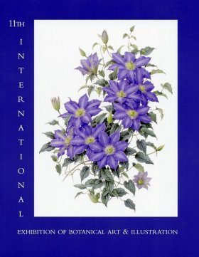 Catalogue of the 11th International Exhibition of Botanical Art and Illustration