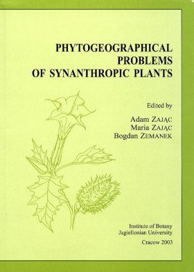 Phytogeographical Problems of Synanthropic Plants