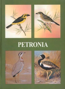 Petronia: Fifty Years of Post-Independence Ornithology in India: A Centenary Dedication to Dr Salim Ali, 1896-1996