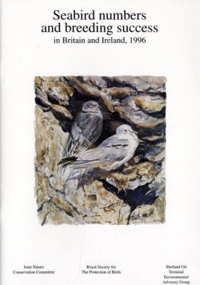 Seabird Numbers and Breeding Success in Britain and Ireland, 2004