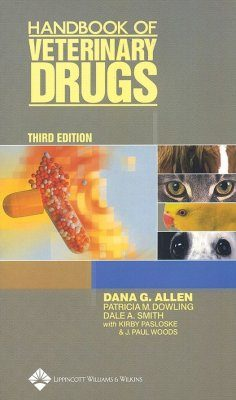 Handbook of Veterinary Drugs