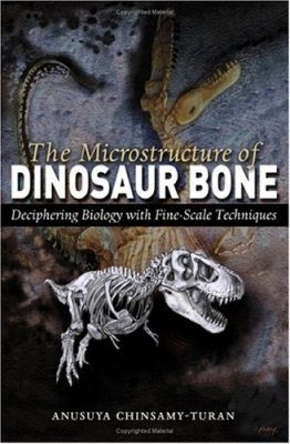 The Microstructure of Dinosaur Bone