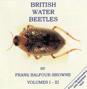 British Water Beetles, Volumes I-III