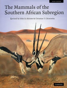 The Mammals of the Southern African Subregion