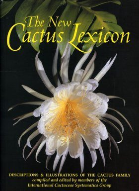 The New Cactus Lexicon, Volumes I and II