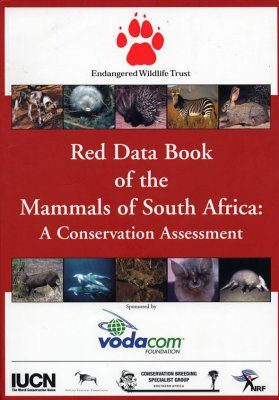 Red Data Book of the Mammals of South Africa