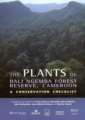 The Plants of Bali Ngemba Forest Reserve, Cameroon