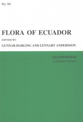 Flora of Ecuador, Volume 64, Part 132: Loasaceae