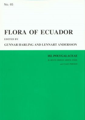 Flora of Ecuador, Volume 65, Part 102: Polygalaceae
