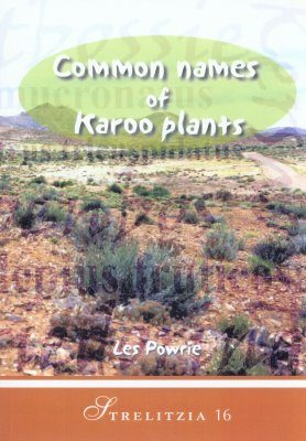 Common Names of Karoo Plants