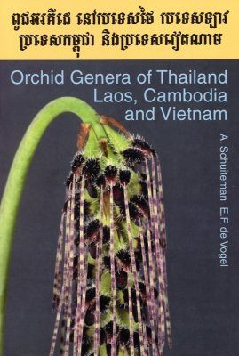 Orchid Genera of Thailand, Laos, Cambodia and Vietnam