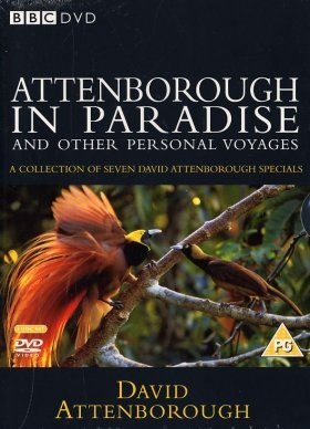 Attenborough in Paradise and Other Personal Voyages - DVD (Region 2 & 4)