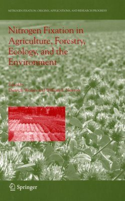 Nitrogen Fixation in Agriculture, Forestry, Ecology and the Environment