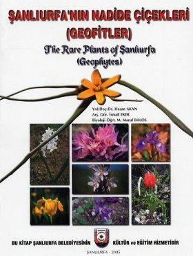 The Rare Plants of Sanliurfa (Geophytes)