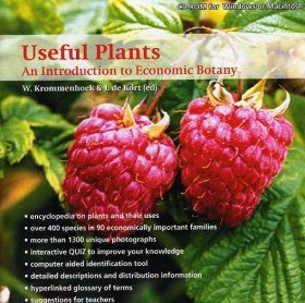 Useful Plants: An Introduction to Economic Botany