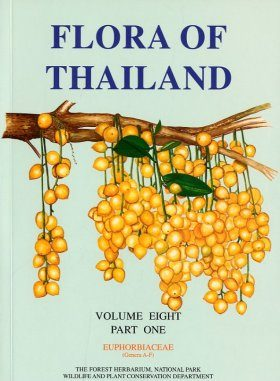 Flora of Thailand, Volume 8, Part 1