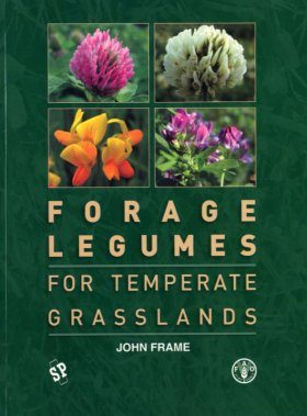 Forage Legumes for Temperate Grasslands