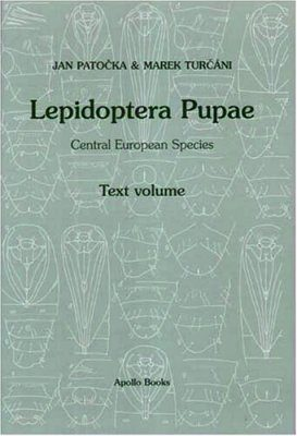 Lepidoptera Pupae: Central European Species (2-Volume Set)