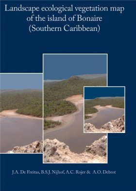 Landscape Ecological Vegetation Map of the Island of Bonaire (Southern Caribbean)