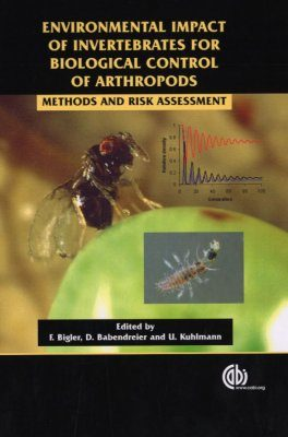 Environmental Impact of Invertebrates for Biological Control of Arthropods: Methods and Risk Assessment