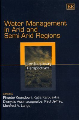 Water Management in Arid and Semi-Arid Regions