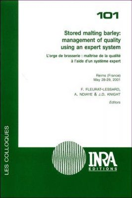 Stored Malting Barley: Management of Quality Using an Expert System