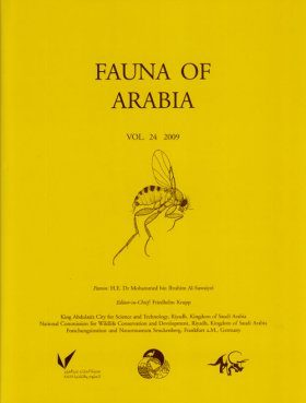 Fauna of Arabia, Volume 24