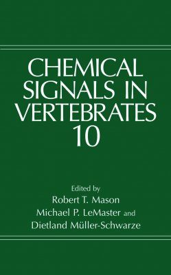 Chemical Signals in Vertebrates, Volume 10